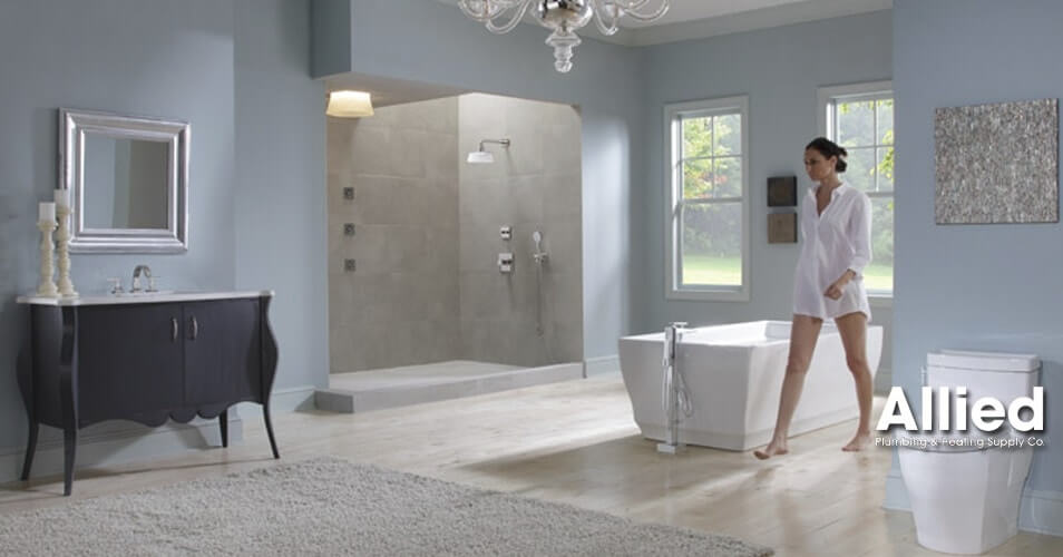 bathroom remodeling showroom