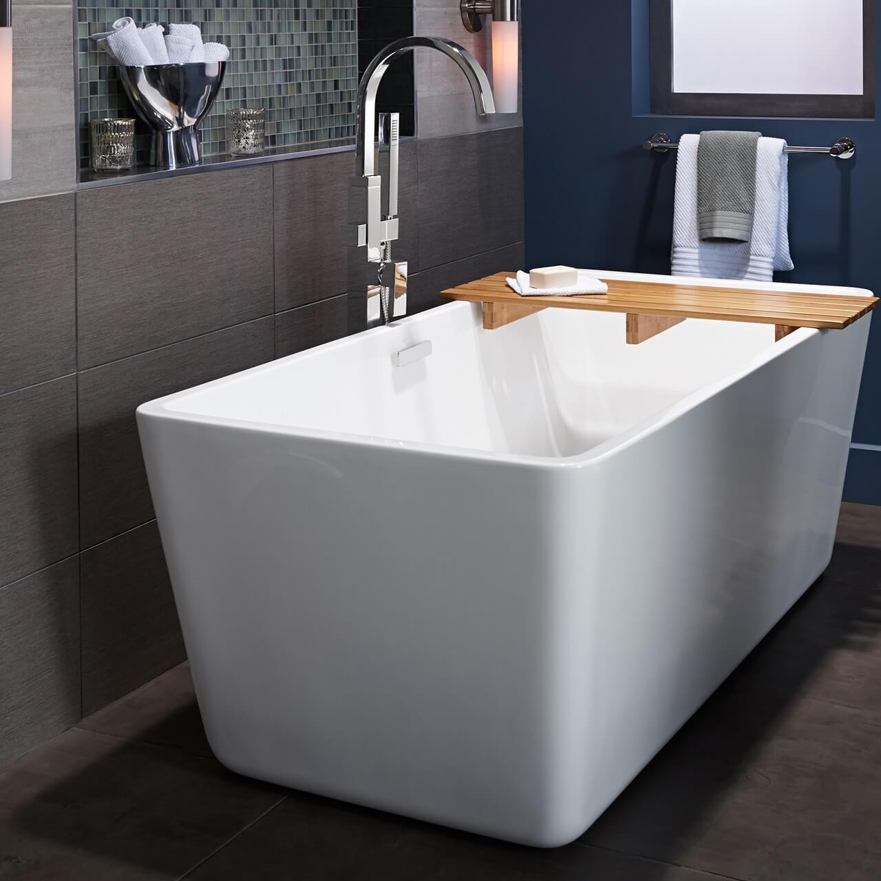 American Standard Sedona Loft Freestanding Tub Allied